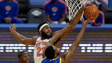 'Knicks have found an identity'