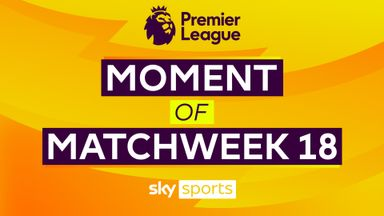 Moment of Matchweek 18: Burnley beat Liverpool