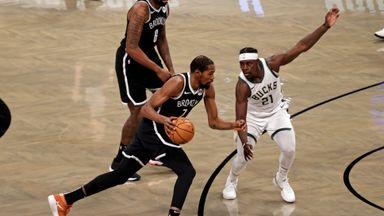 NBA Wk5: Bucks 123-125 Nets