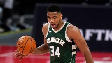 NBA Wk5: Hawks 115-129 Bucks