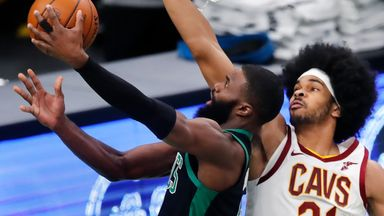 NBA Wk5: Cavaliers 103-141 Celtics