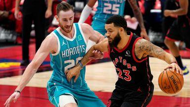 NBA Wk 4: Hornets 113-116 Raptors