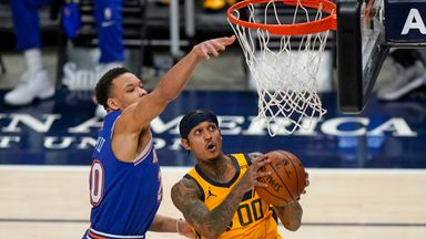 NBA Wk6: Knicks 94-108 Jazz