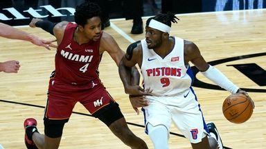 NBA Wk 4: Pistons 120-100 Heat