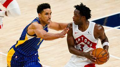 NBA Wk5: Raptors 107-102 Pacers