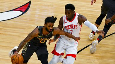 NBA Wk5: Rockets 120-125 Bulls