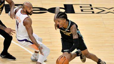 NBA Wk5: Suns 104-108 Grizzlies