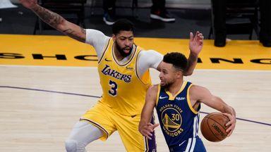 NBA Wk5: Warriors 115-113 Lakers