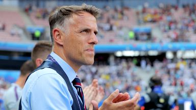 'England Women declined under Neville'