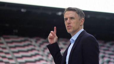 Neville: Inter Miami a fantastic opportunity
