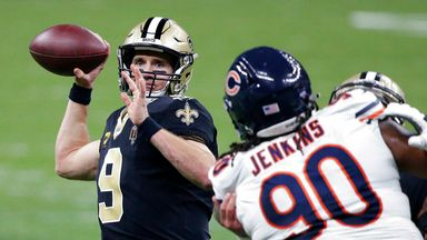 Bears 9-21 Saints