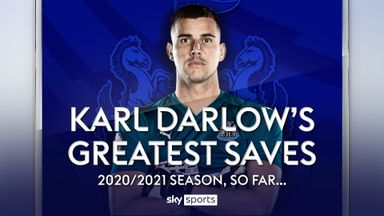 Darlow's greatest saves 2020-21