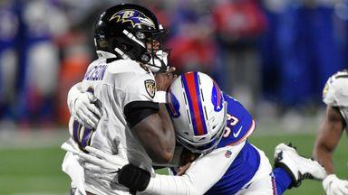 Bills 17-3 Ravens