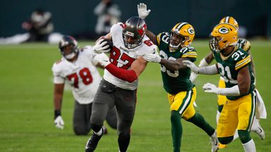 Buccaneers 31-26 Packers