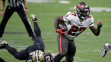 Buccaneers 30-20 Saints
