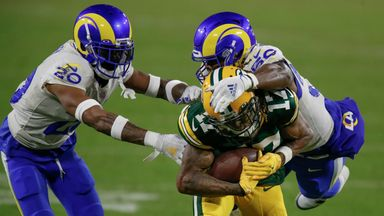 Packers 32-18 Rams