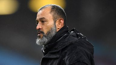 Nuno: We're aware of West Brom rivalry