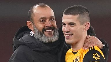 Nuno: Defence key to improvement