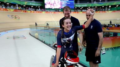'Rio 2016 gold gives me added motivation'