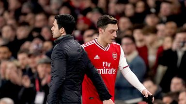 Is it time for Ozil to move on?