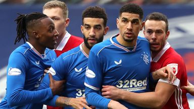Gerrard: Aberdeen game will be feisty