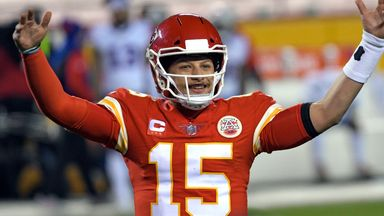 Ajayi: Mahomes is the new GOAT