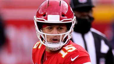 Mahomes: Good to go after concussion protocol