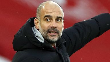 Pep: My only concern is beating 'incredible' Villa