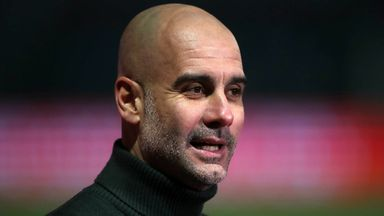 Pep: We're not successful because I'm handsome!
