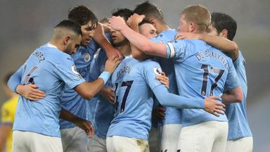 Pep: Players celebrating is an 'instinct'