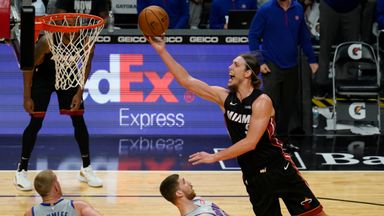 NBA Wk5: Pistons 107-113 Heat