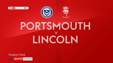 Portsmouth 0-1 Lincoln