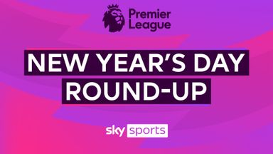 Premier League New Year's Day Round-up