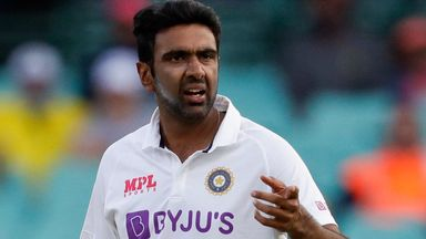 Ashwin: Not first time fans have been nasty