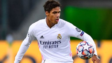 'Man Utd hopeful over Varane, Sancho imminent'