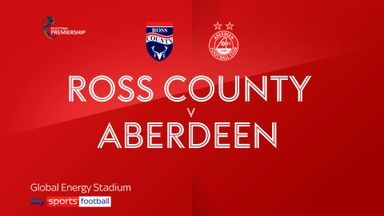 Ross County 4-1 Aberdeen