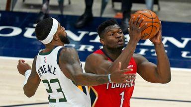 NBA Wk5: Pelicans 118-129 Jazz