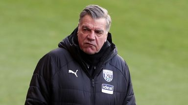 Allardyce: Man City resilience a template