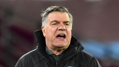 Allardyce: Brighton just missing a goalscorer