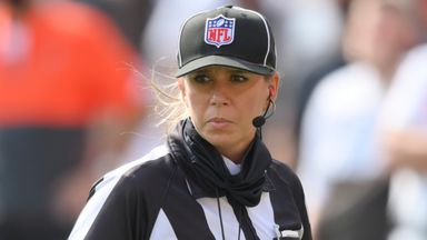Super Bowl official Sarah Thomas proud of impact