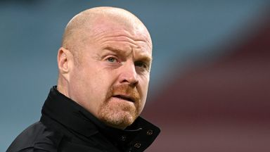 Dyche: We always fight until the end