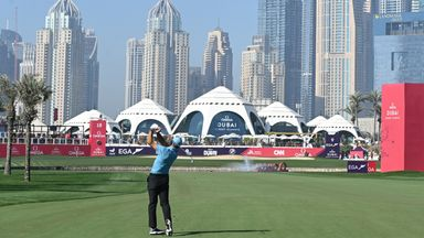 Strong Dubai start for Sergio