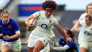 'Hybrid format could be future of Women's Six Nations'