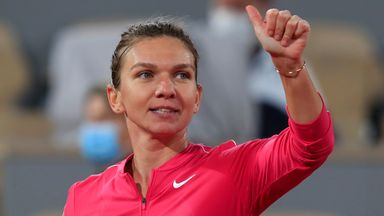 Cahill: Halep is ready to go