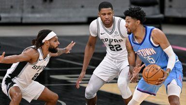 NBA Wk 4: Spurs 103-91 Rockets