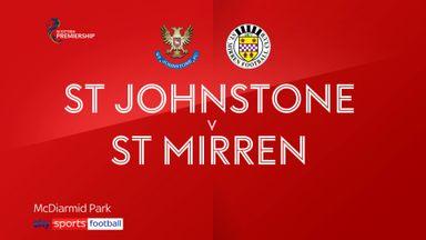 St Johnstone 1-0 St Mirren