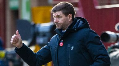 Gerrard: Rangers making transfer progress