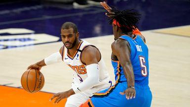 NBA Wk6: Thunder 102-97 Suns