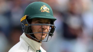 Langer: Paine has my 100% support