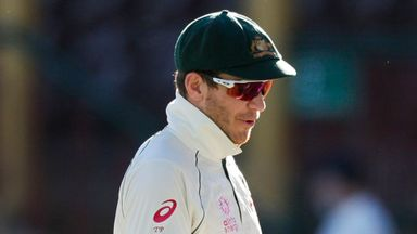 Paine apologises for 'poor' leadership